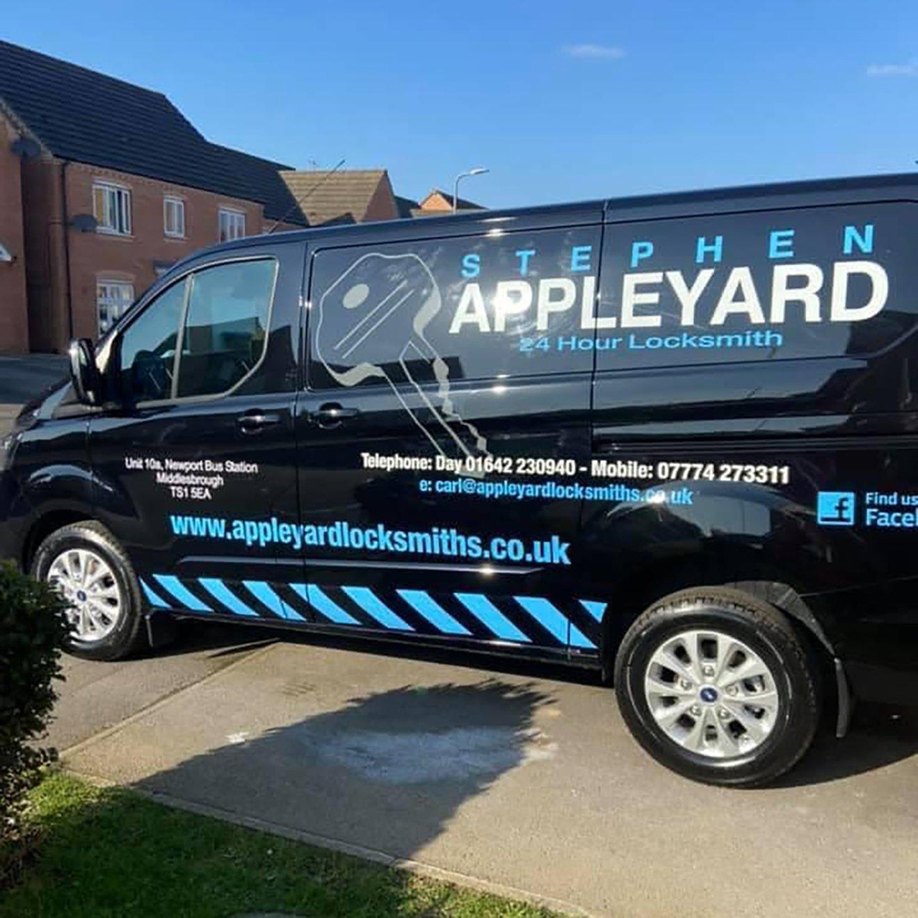 Stephen Appleyards 24hr Locksmiths